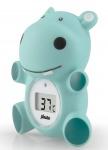 Alecto Nijlpaard Bad- en Kamerthermometer