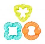 Playgro Bumpy Gums Water Teethers 3 Stuks