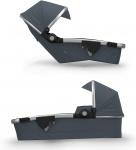 Joolz Geo2 Uitbreidingsset Tailor Grey / Zilveren Frame