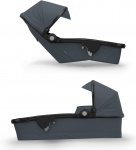 Joolz Geo2 Uitbreidingsset Tailor Grey / Zwart Frame
