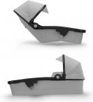 Joolz Geo2 Uitbreidingsset Tailor Silver / Zwart Frame