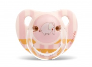 Suavinex Fopspeen Pink Elephant   0-6mnd