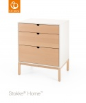 Stokke® Home™ Dresser White/Naturel