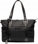 Little Company Diaperbag Paris Snake Black