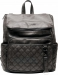 Little Company Diaperbackpack Lisbon Quilted Black