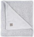 Jollein Deken Winter Confetti Knit Grey    100 x 150 cm