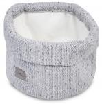 Jollein Verzorgingsmand Confetti Knit Grey