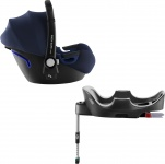 Römer Baby-Safe2 i-Size Moonlight Blue inclusief Flex Base