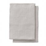 Cottonbaby Multidoek Soft S Lichtgrijs  2Stuks