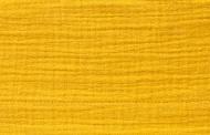 Cottonbaby Wieglaken Soft Okergeel  75 x 90 cm