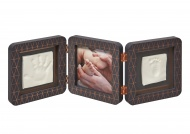 Baby Art My Baby Touch Double Copper Dark Grey