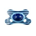Difrax Fopspeen Captain Blue Natural 0-6mnd
