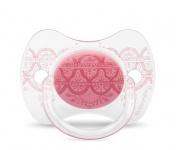 Suavinex Fopspeen Couture Pink 0-4mnd