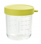 Beaba Portion Glas Neon 250ml