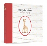 Kosmos Mijn Baby Album Sophie De Giraf