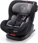 Babyauto Biro Fix Zwart/Grijs