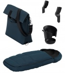 Thule Sleek Launch Pack Navy Blue