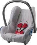Maxi-Cosi Pebble Plus/Rock/Cabrio Fix/Citi 2 Zomerhoes Cool Grey