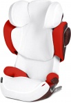 Cybex Autostoelhoes Zomer White Solution Z-Fix