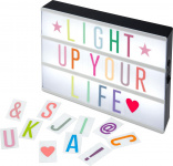 Alecto Letter Light Box