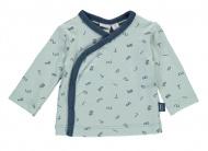 Babylook T-Shirt Overslag Letters