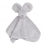 Baby's Only knuffeldoekje Muis zilvergrijs