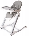 Bo Jungle B-High Chair Grijs