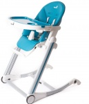Bo Jungle B-High Chair Blauw