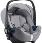 Römer Baby-Safe2 i-Size Grey Marble