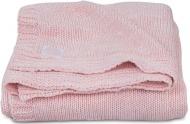 Jollein Deken Melange Knit Soft Pink 75 x 100 cm