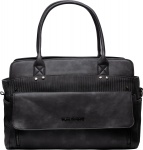 Little Company Diaperbag Sevilla Knit Black