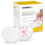Medela Wegwerp Zoogcompressen Ulta Thin Safe&Dry (60 stuks)