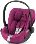 Cybex Cloud Z i-Size Plus Passion Pink
