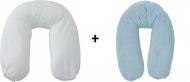 Form Fix Voedingskussen + Hoes Soft Blue