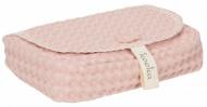 Koeka Hoes Voor Babydoekjes Antwerp Shadow Pink