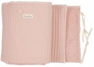 Koeka Box/Bedbumper Amsterdam Shadow Pink