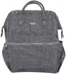 Isoki Backpack Byron Eliot Grey
