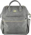Isoki Backpack Byron Stone Grey