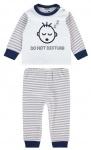Beeren Pyjama Grijs/Navy