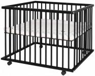 Europe Baby Arike Zonder Lade Zwart Inclusief Wielen