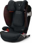 Cybex Solution S-Fix Scuderia Ferrari Victory Black/Black