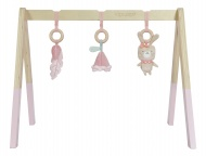 Little Dutch Houten Babygym Roze