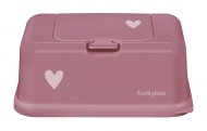 Funkybox Punch Pink Heart