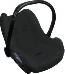 Dooky Seat Cover 0+ Black Uni