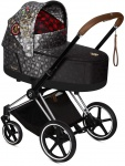 Cybex Priam Combi Chrome Brown/Chrome Rebellious/Multicolor
