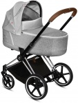 Cybex Priam Combi Matt Black/Black Koi/Mid Grey