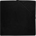Little Lemonade Hoeslaken Jersey Black  60 x 120 cm