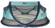 Deryan Travel-Cot Baby Luxe Ocean Green