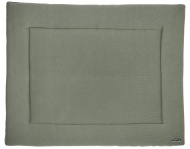Meyco Boxkleed Knit Basic Forest Green 77 x 97 cm
