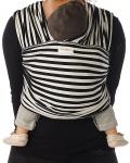 Babylonia Tricot-Slen Design Black & White Stripes